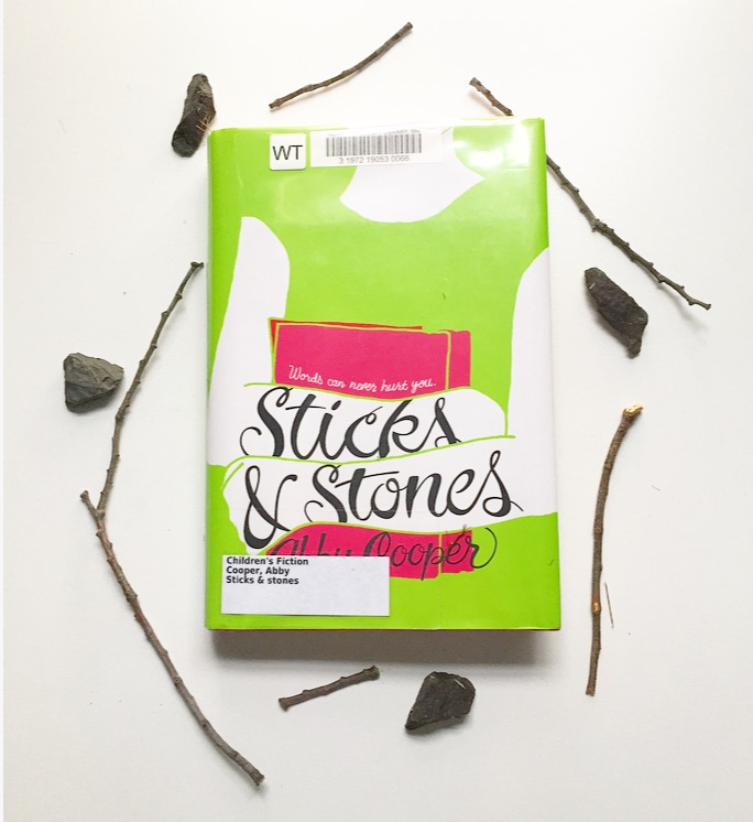 lbr 018 sticks and stones overcoming bullying and being your best self with author abby. Black Bedroom Furniture Sets. Home Design Ideas