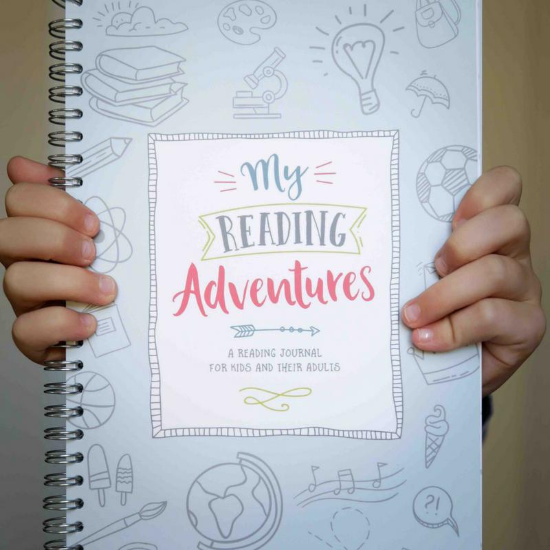 My Reading Adventures Journal