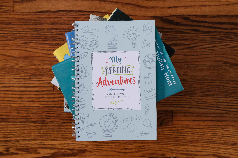 My Reading Adventure Kids Reading Journal