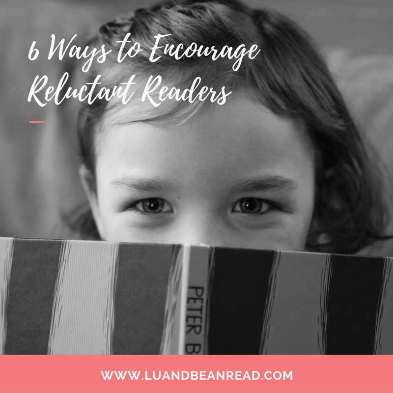 Encourage Reluctant Readers