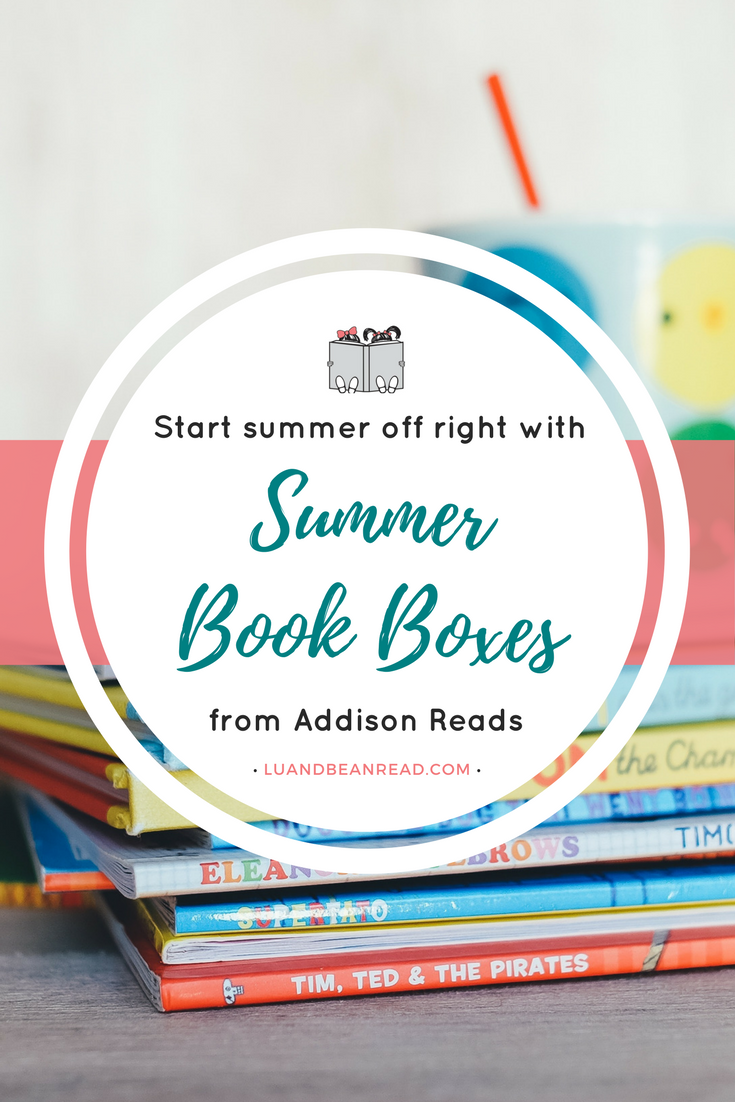 Summer Book Boxes