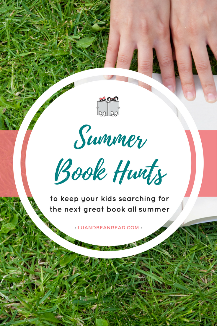 Summer Book Hunts