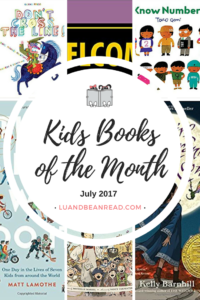 Best kids books of July 2017