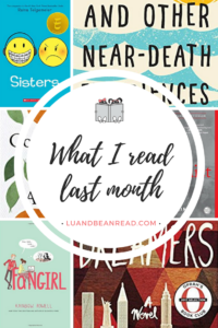 What I read June 2017