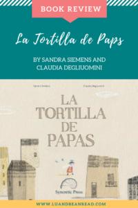 Tortilla de Papas review
