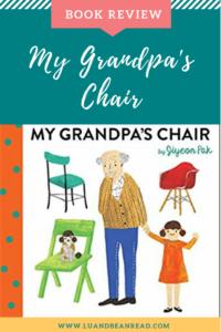 My Grandpa's Chair cover